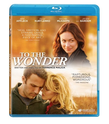 To The Wonder Affleck Bardem Mcadams Kurylen Blu Ray Ws R