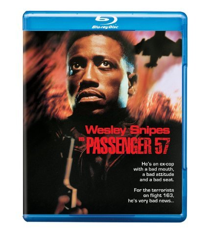 Passenger 57 Snipes Payne Sizemore Blu Ray Ws R