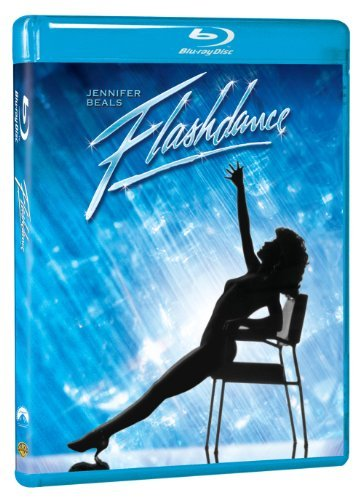 Flashdance Beals Nouri Johnson Blu Ray Ws R