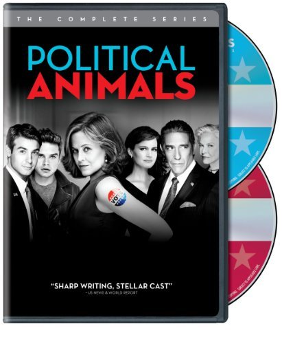 Complete Series Political Animals Nr 2 DVD