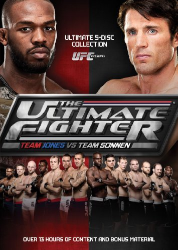 Ufc Ultimate Fighter Season 1 Ufc Ws Nr 5 DVD