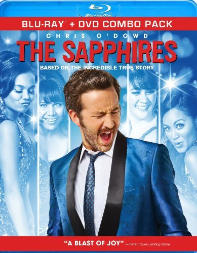 The Sapphires The Sapphires Blu Ray Ws Pg13 Incl. DVD