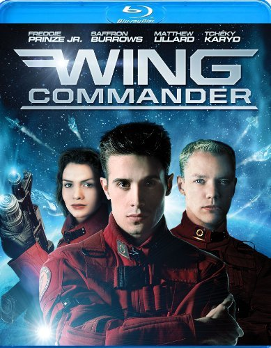 Wing Commander Wing Commander Blu Ray Ws Pg13