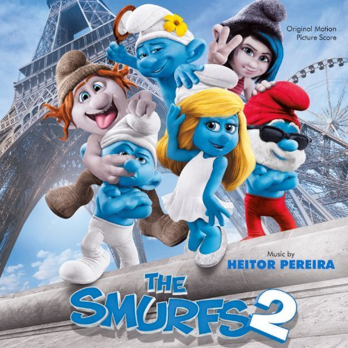 Various Artists Smurfs 2 Music By Heitor Pereira