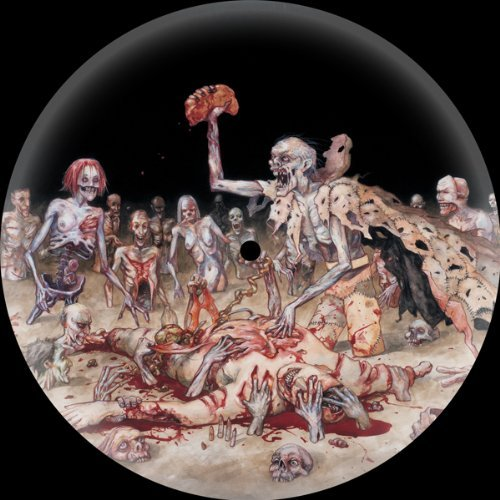 Cannibal Corpse Gore Obsessed (picture Disc) Picture Disc
