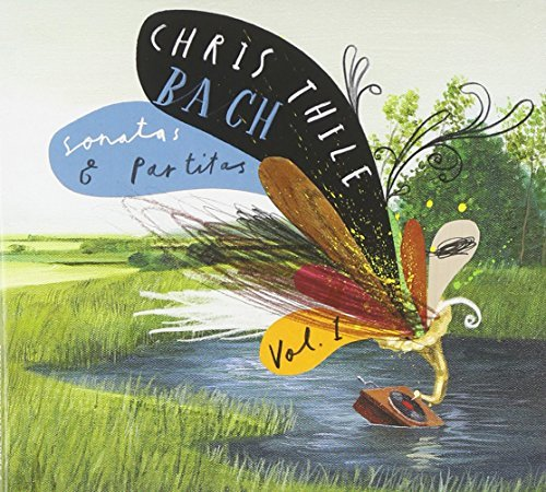 Chris Thile Bach Sonatas & Partitas Vol.