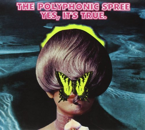 Polyphonic Spree Yes It's True Digipak