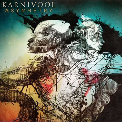 Karnivool Asymmetry Incl. DVD