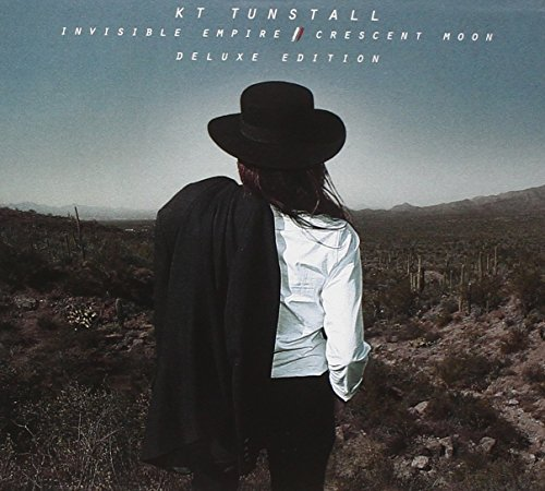 Kt Tunstall Invisible Empire Crescent Moon Deluxe Ed.