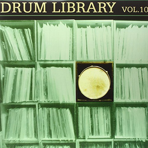 Paul Nice Vol. 10 Drum Library