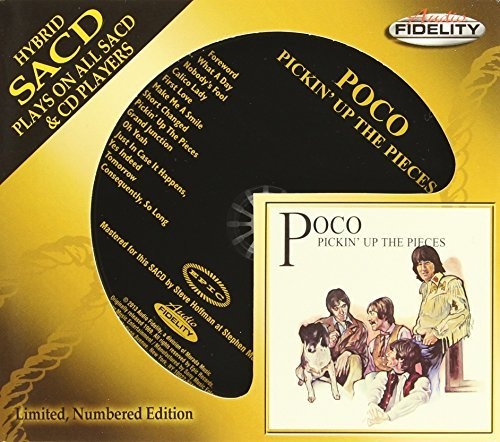 Poco Pickin' Up The Pieces Sacd Hybrid