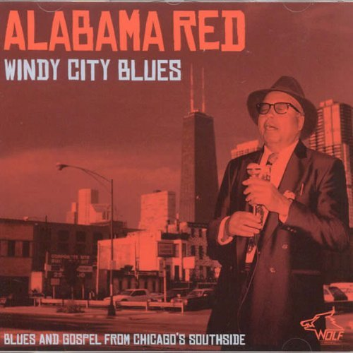 Alabama Red Ghetto Blues
