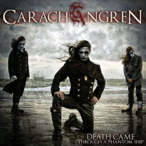 Carach Angren Death Came Through A Phantom S Lmtd Ed.