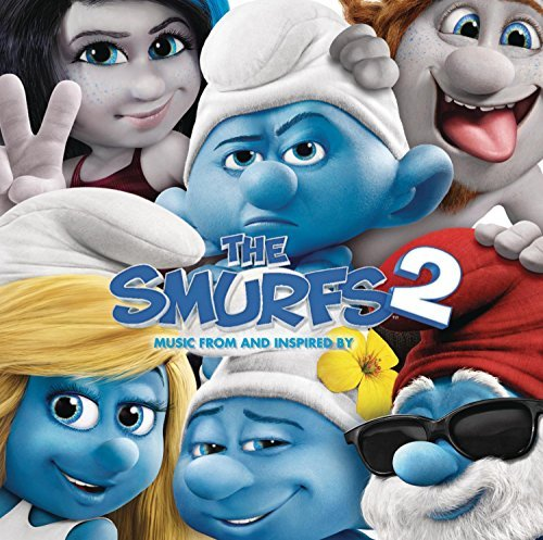 Smurfs 2 Music From & Inspired By The Motion Pict Smurfs 2 Music From & Inspire Soundtrack
