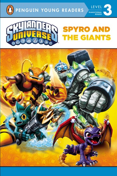 Penguin Young Readers Spyro And The Giants
