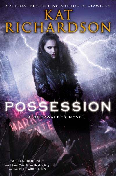 Kat Richardson Possession