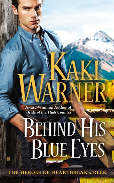 Kaki Warner Behind His Blue Eyes