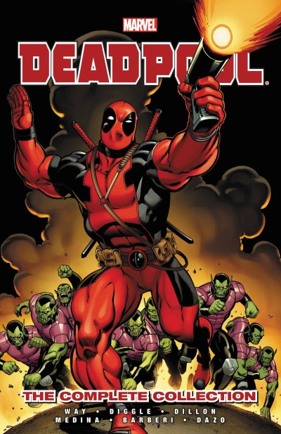 Daniel Way Deadpool By Daniel Way The Complete Collection Volume 1