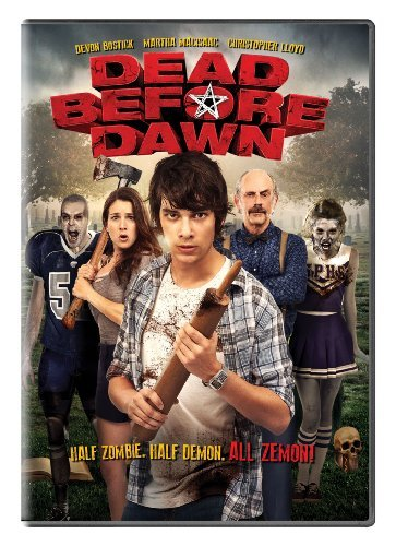 Dead Before Dawn Bostick Lloyd DVD R