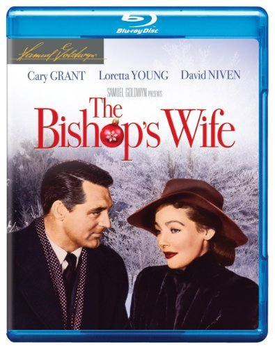 Bishop's Wife Grant Young Niven Blu Ray Ws Nr