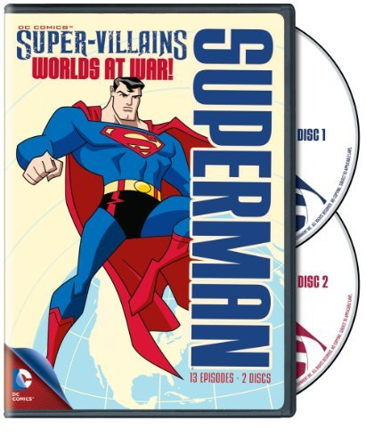 Superman Worlds At War Dc Super Villains Nr
