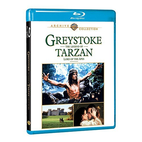 Greystoke The Legend Of Tarza Greystoke The Legend Of Tarza Blu Ray R Pg
