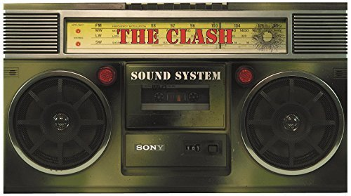 Clash Sound System (box Set) 11 CD 1 DVD
