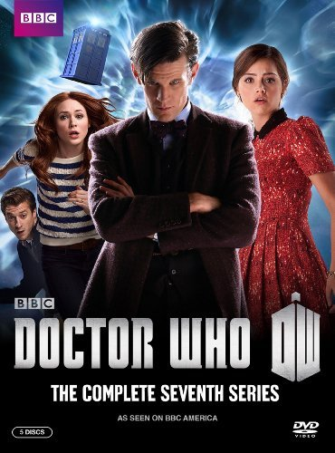 Dr Who Series 7 Complete Doctor Who Nr 5 DVD