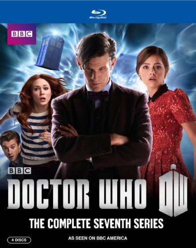 Dr Who Series 7 Complete Doctor Who Blu Ray Ws Nr 4 Br