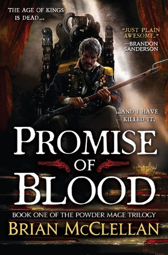 Brian Mcclellan Promise Of Blood