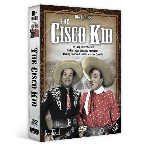 Cisco Kid Cisco Kid Nr 6 DVD