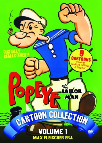 Popeye Cartoon Collection Vol Fleischer Max Nr