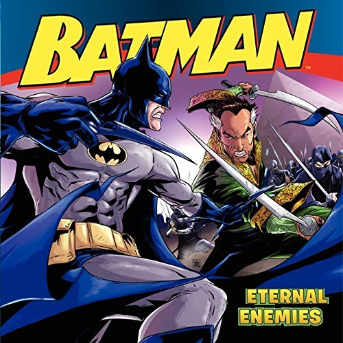 John Sazaklis Batman Classic Eternal Enemies