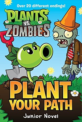 Tracey West Plant Vs. Zombies Plant Your Path Junior Novel