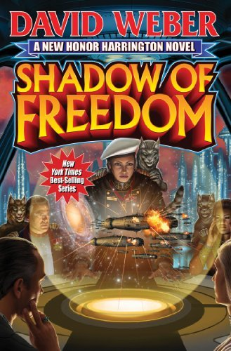 David Weber Shadow Of Freedom