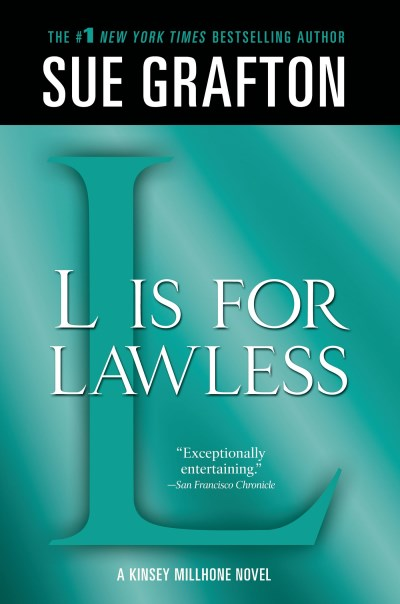 Sue Grafton L Is For Lawless