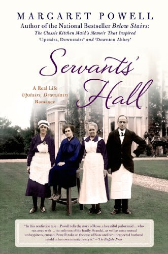 Margaret Powell Servants' Hall A Real Life Upstairs Downstairs Romance