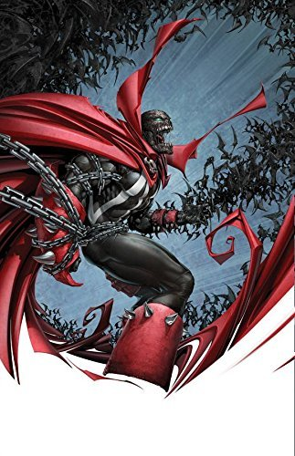 Todd Mcfarlane Spawn Origins Collection Volume 19