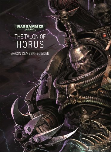 Aaron Dembski Bowden The Talon Of Horus
