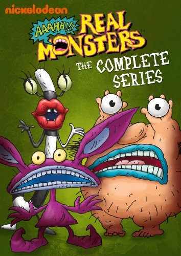 Aahh!!! Real Monsters Aahh!!! Real Monsters The Co Complete Series