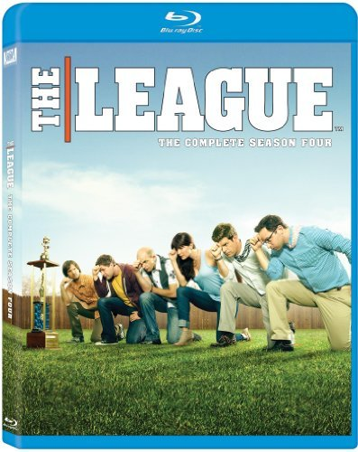 League Season 4 Blu Ray Nr