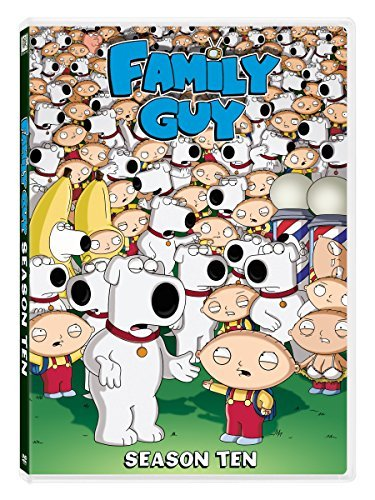 Family Guy Volume 11 Season 10 DVD