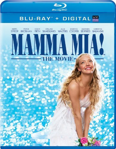 Mamma Mia! The Movie Mamma Mia! The Movie Blu Ray Ws Pg13 Dc Uv