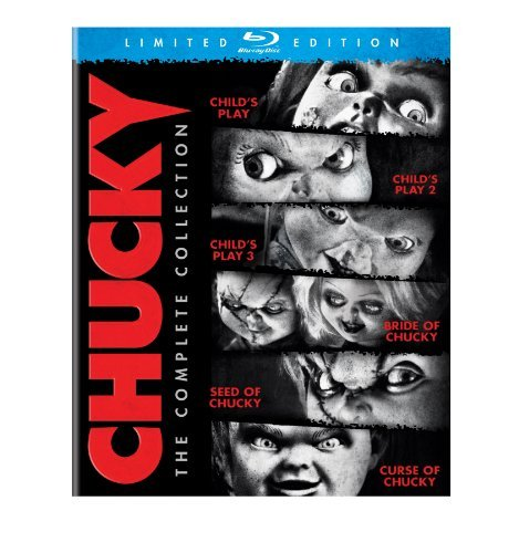 Chucky Complete Collection Blu Ray Nr Ws