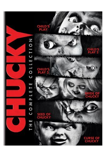 Chucky Complete Collection Ws Complete Collection
