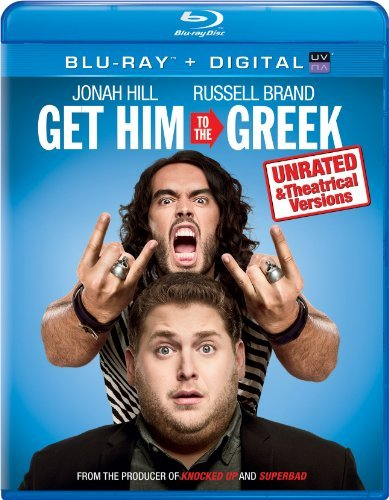 Get Him To The Greek Hill Brand Blu Ray Ws R Dc Uv