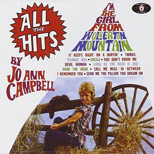 Jo Ann Campbell All The Hits Her Complete Came