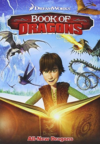 Dreamworks Dragons Book Of Dragons