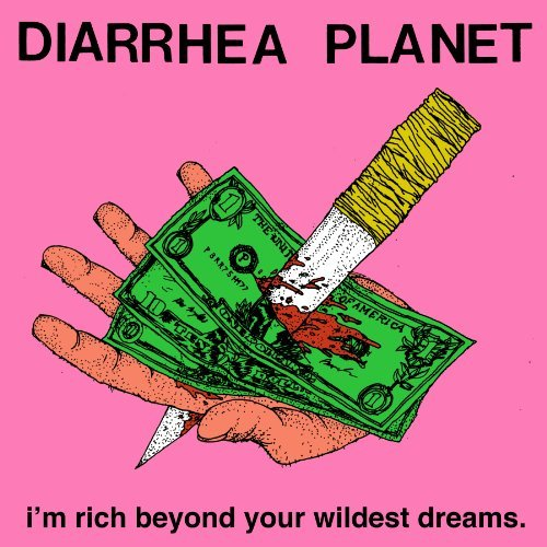 Diarrhea Planet I'm Rich Beyond Your Wildest D