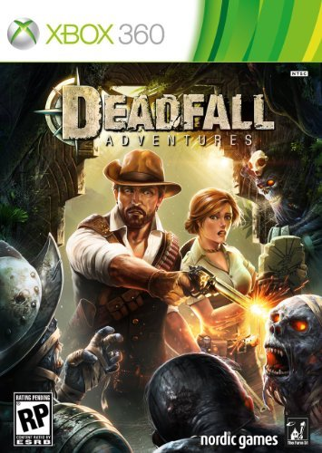 Xbox 360 Deadfall Adventures Nordic Games Na Inc.